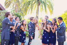 Photography: Priscila Valentina - www.priscilavalentina.net/  Read More: http://www.stylemepretty.com/california-weddings/2014/06/27/colorful-ranch-wedding/
