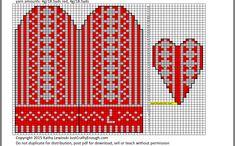 Knitting Accessories, Knit Patterns, Advent, Charts, Cross Stitch, Fair Isles, Crochet, Garland, Gloves