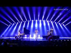 Live performance in the Grand Final of I Am Yours by The Makemakes representing Austria at the 2015 Eurovision Song Contest Conchita Wurst Eurovision, Vienna, Austria, Finals, 19th Century, Castle, Songs, Concert, Proud Of You