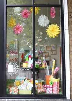 Image result for children's boutique window display