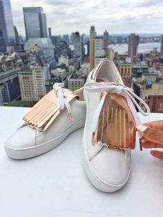 Expect Tons Of Compliments and Love With These Sneakers