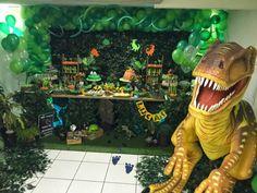 Festas Personalizadas em Brasília: Festa Dinossauro