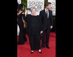 Kathy Bates 2015 Golden Globe Awards: The Red Carpet Fashion | TooFab Photo Gallery