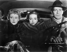 "Bette Davis, Celeste Holm and Hugh Marlowe in classic All About Eve. One of the greatest movies ever! Includes the classic line:""buckle your seat belts - it's gonna be a bumpy ride! Lucille Ball, Golden Age Of Hollywood, Classic Hollywood, Hollywood Style, Hollywood Actresses, Actors & Actresses, Akira, I Movie, Movie Stars"