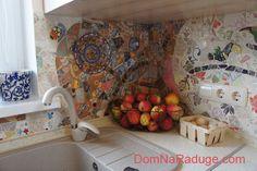 мозаика из битой плитки посуды - Поиск в Google