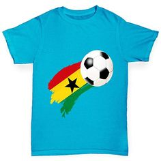 Ghana Football Fl...  http://twistedenvy.com/products/ghana-football-flag-paint-splat-girls-t-shirt?utm_campaign=social_autopilot&utm_source=pin&utm_medium=pin   All artwork on Twisted Envy is created by artists from around the world.     #Twistedenvy