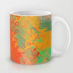 Textures/Abstract 35 Mug by ViviGonzalezArt - $15.00