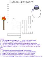 Printable crossword puzzles for children's Bible stories. Sunday School Projects, Sunday School Kids, Sunday School Activities, Sunday School Lessons, School Ideas, School Ot, Bible Games, Bible Activities, Children's Bible