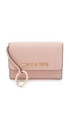 MICHAEL Michael Kors Jet Set Coin Purse | SHOPBOP