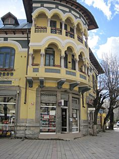 Korca, Albania. Korça is a city in southeastern Albania. It stands on a plateau some 2,789 ft. above sea level, surrounded by the Morava Mountains. (V)