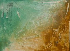 """Title:  """"Brave Face""""  Textured Acrylic Abstract Painting"""