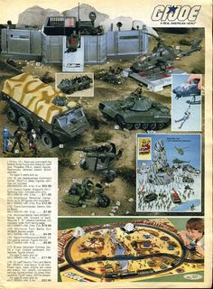 Joe Sears Catalog 4 had this as a kid oh I wanna get this back!