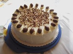 Schokobon-Torte, ein schönes Rezept aus der Kategorie Torten. Bewertungen: 59. Durchschnitt: Ø 4,4.