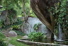 Forest Dreaming. Tranquillity and bliss on tap, at Tamarind Springs Forest Spa.