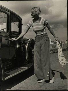 1930s womens fashion