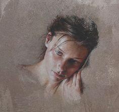 Nathalie Picoulet. Pastel