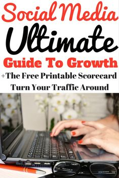 Ultimate Social Media Guide for Growth. The Rising Damsel Affiliate Marketing, Online Marketing, Social Media Marketing, Marketing Ideas, Marketing Goals, Internet Marketing, Digital Marketing, Social Media Tracker, Social Media Tips