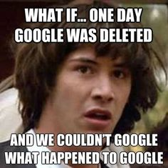 What if Google was deleted…