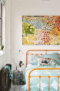 La casa de aire boho de la artista Saskia Folk · A home in Melbourne with boho vibes - Vintage & Chic. Pequeñas historias de decoración · Vintage & Chic. Pequeñas historias de decoración · Blog decoración. Vintage. DIY. Ideas para decorar tu casa