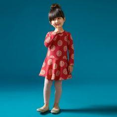 Kaguya Skirted Dress | Tea Collection