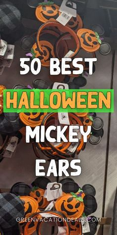 Are you planning a trip to Walt Disney World (in Orlando) or Disneyland (in Southern California) for the Halloween season? Celebrate the holiday with an amazing pair of Halloween Mickey Mouse Ears! These are the 50 best Mickey ears themed to Disney, Star Wars & Marvel characters (as well as rides that are Halloween themed). Some of these include Maleficent, Haunted Mansion, Coco, Loki, Hocus Pocus, Oogie Boogie, Pirates of the Caribbean, Hades, Ursula, Kylo Ren, Descendants & more. Walt Disney World Vacations, Disney Resorts, Halloween Season, Halloween Themes, Disney World With Toddlers, Disney World Planning, Oogie Boogie, Mickey Mouse Ears, Disney World Tips And Tricks