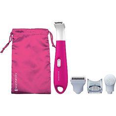 RemingtonSmooth & Silky Body & Bikini Grooming Kit
