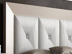 Cabecero roble tapizado, mod: ENZO48841