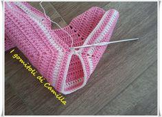 Crochet, Shabby, Camilla, Anna, Ideas, Fashion, Measurement Chart, Knit Patterns, Crocheting