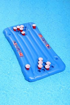 Party Pong Pool Float - Urban Outfitters