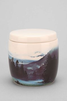 Magical Thinking Photo-Printed Canister