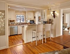 Traditional Kitchen 1940s Design Ideas, Pictures, Remodel and Decor