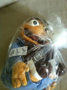 Ordered a muppet as a gift...got a murder victim