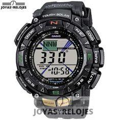 45926136ebe6 CASIO ProTrek PRG-240-1ER. Relojes Casio HombreRelojes HombreReloj  DigitalReloj CasioMejores ...