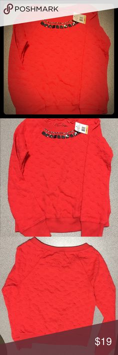 Juniors sweater size small Jessica Simpson sweater size small Jessica Simpson Sweaters Crew & Scoop Necks