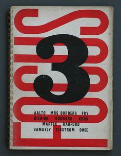 Focus. Issue 3, 1939.