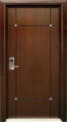 Ideas Wooden Main Door Modern Home Wooden Front Door Design, Sliding Door Design, Wooden Front Doors, Sliding Doors, Architecture Bauhaus, Le Corbusier Architecture, Bedroom Door Design, Door Design Interior, Interior Doors
