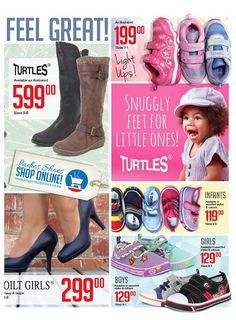 Kingsmead Shoes - Latest Catalogue