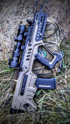 #tavor #bullpup #556 #.223 #AR-15 #rifle #gunsSave those thumbs & bucks w/ free shipping on this magloader I purchased mine http://www.amazon.com/shops/raeind  No more leaving the last round out because it is too hard to get in. And you will load them faster and easier, to maximize your shooting enjoyment.  loader does it all easily, painlessly, and perfectly reliably