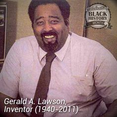 Gerald Lawson is the person to thank for that PlayStation, Wii or Xbox you or your loved one is playing on. A self-taught engineer, he is considered a pioneer in the video game world for creating the single cartridge-based gaming system. #blackhistorymonth