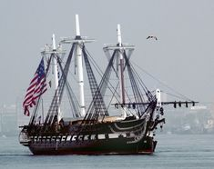 Great tour in Boston-- USS Constitution Commemorates the Battle of Midway