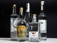 """Vodka purists like to think that if it's not distilled from wheat, rye, or potatoes, it's not really vodka. But legally, vodka can be distilled from just about anything that ferments. Here are five of our favorite off-the-beaten-path brands—vodkas that will make you say, """"Whoa, what is that?"""" as well as, """"That's delicious!"""" (Though not necessarily in that order.)"""