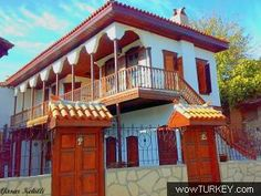 Muğla - Milas Evleri Orient House, Turkey Travel, Architecture Photo, Door Knockers, Istanbul Turkey, Home Fashion, Bird Houses, House Design, Mansions