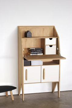die besten 25 pc schrank ideen auf pinterest versteckter schreibtisch platzsparende m bel. Black Bedroom Furniture Sets. Home Design Ideas