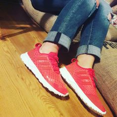 Fashion's Adidas Zx Flux Pink White Adv Trainers Halo