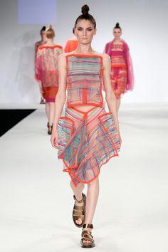 Knitwear Graduate - Camille Hardwick www.camillehardwick.com