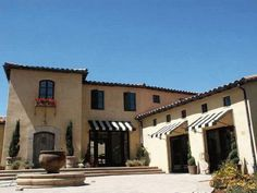 Coolest Tuscan Style Home
