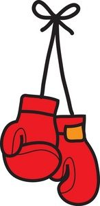 Boxing Gloves Clipart Image - Clip Art Of a Pair Of Red Boxing Gloves - ClipArt Best - ClipArt Best