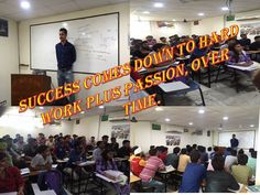success comes down to hard work plus passion over time.. ww.ncaacademy.com
