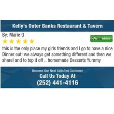 this is the only place my girls friends and I go to have a nice Dinner out! we always get...