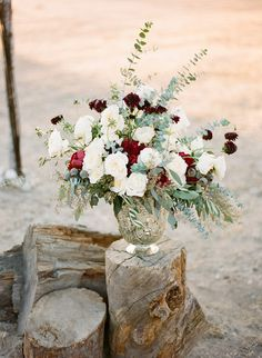 LMarie Photography | Event Planner: Ooh La Love Events | Floral Designer: White Fig Designs